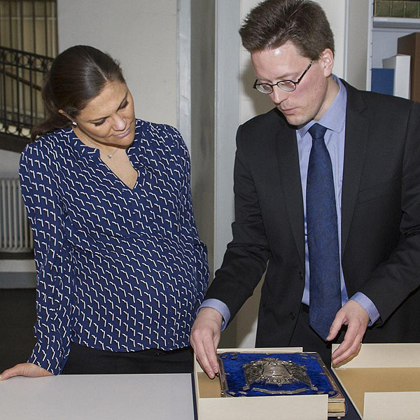 Sweden's Royal Baby Is Due Any Day! 9 Months Pregnant Princess Victoria Cancels Annual Celebrations| The Royals, Prince Daniel Westling, Princess Victoria