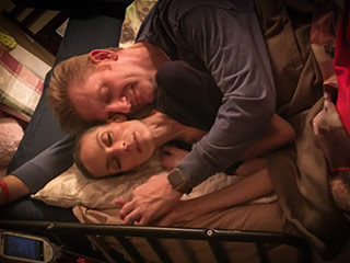 Rory Feek Reflects on 'Special Week' with Wife Joey, Celebrating Valentine's Day and Their Daughter's Second Birthday