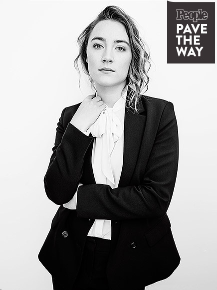 VIDEO: Saoirse Ronan Reveals the Women Who Inspire Her – and the Person Who Kept Her from Being a 'Basket Case' on Brooklyn Set| Academy Awards, Oscars 2016, Brooklyn, Cate Blanchett, Saoirse Ronan