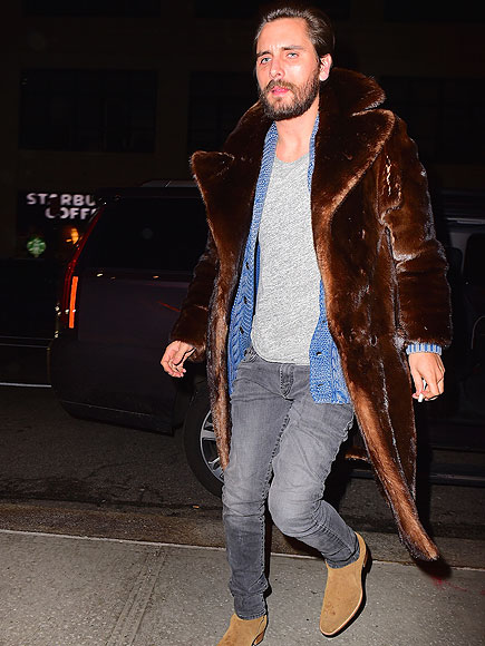 Kourtney Kardashian 'Won't Tolerate' Scott Disick Being 'a Mess,' Source Says - After He's Spotted Partying Until 5 a.m.| Breakups, Couples, TV News, Kourtney Kardashian, Scott Disick