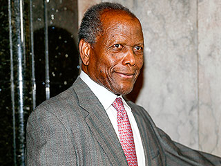 Sidney Poitier Accepts BAFTA Award Via Video Due to Health Concerns
