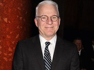FROM EW: Steve Martin Performs Standup for First Time in 35 Years