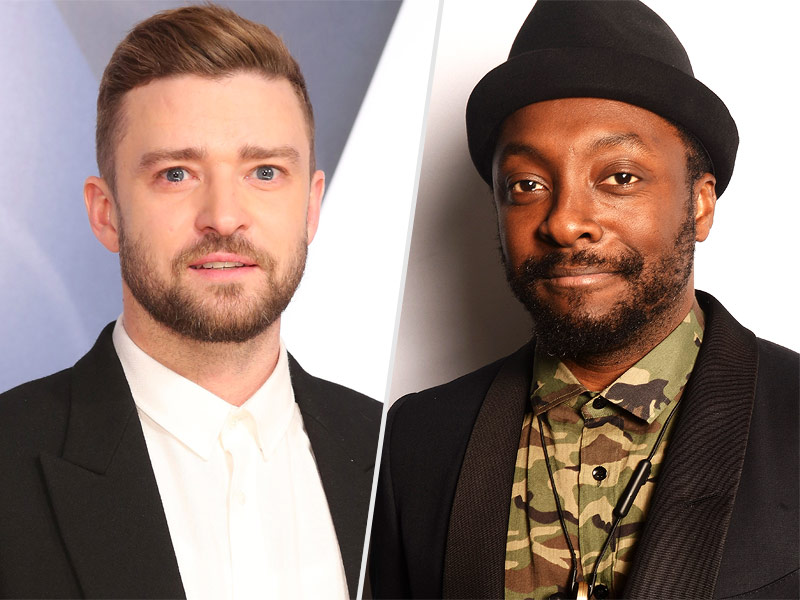 Justin Timberlake and Will.I.Am Being Sued for Copyright Infringement