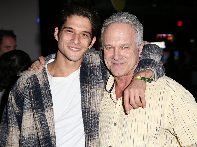 Teen Wolf's Tyler Posey on Bonding with His Dad After Losing His Mom to Cancer: She'd Be 'Proud'| Teen Wolf, People Picks, TV News, Tyler Posey