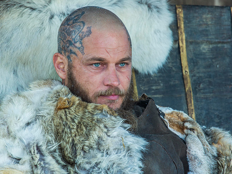 3 Reasons to Love Vikings Star Travis Fimmel| Vikings, People Picks, TV News, Travis Fimmel