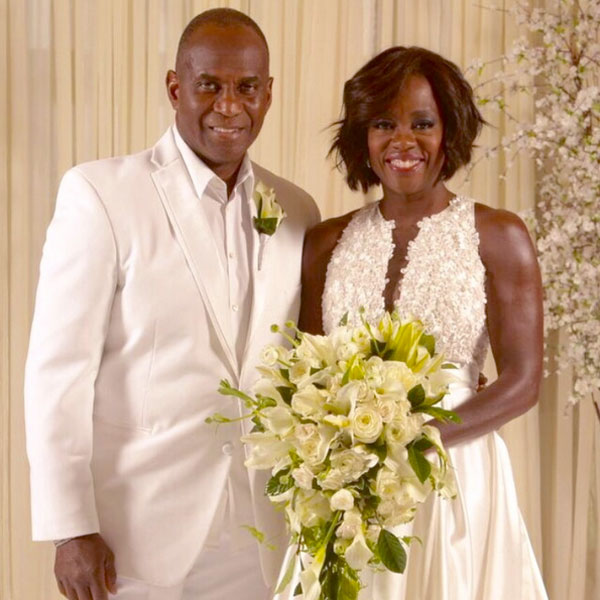 Inside Viola Davis and Husband Julius Tennon's 'Elegant' Vow Renewal| Couples, How to Get Away with Murder, Wedding, Viola Davis