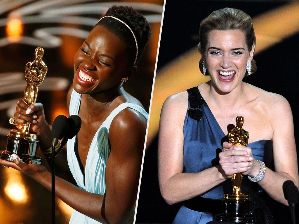 Oscar Winners Kate Winslet, Lupita Nyong'o and More Share Advice
