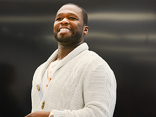 50 Cent's Latest Tip on How to Get the Party Started: His New Vodka!