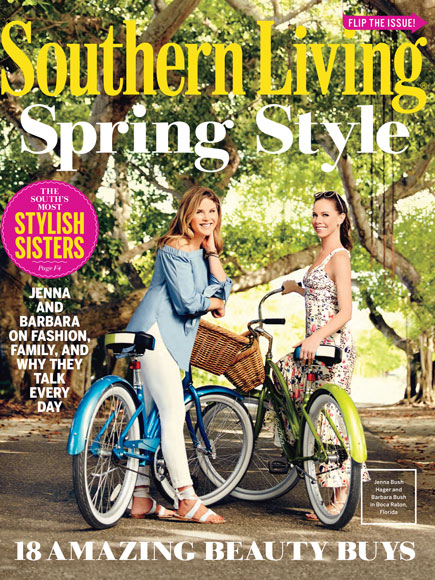 Jenna Bush Hager Dishes on How She and Twin Sis Barbara Picked Their Colleges| politics, Barbara Bush, Jenna Bush