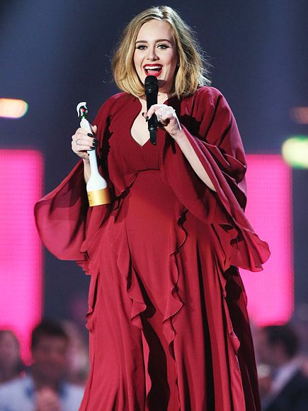 Adele Apologizes for Her 'Ugly Cry Face' in Big Brits Win After Publicly Supporting Kesha| People Scoop, Music News, Adele, Kesha