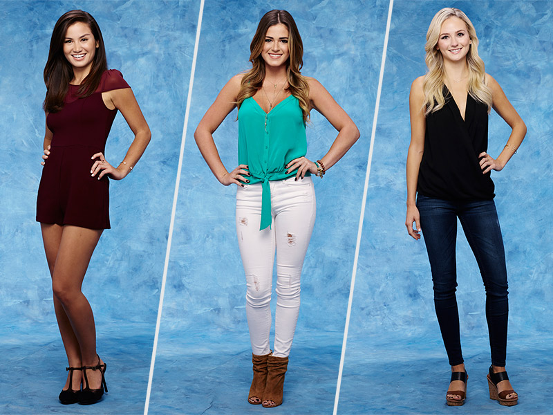 The Bachelor Recap: Ben Higgins Tells 2 Out of 3 Women He Loves Them During Fantasy Suite Dates| Couples, Reality TV, The Bachelor, People Picks, TV News, Ben Higgins
