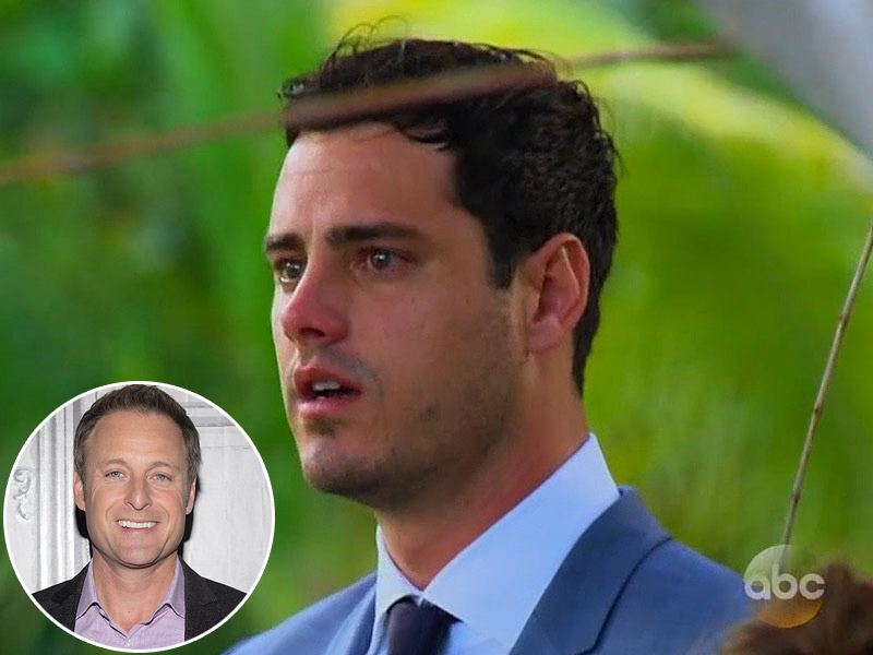 Chris Harrison on The Bachelor's Ben Higgins Telling 2 Women He Loves Them: That's 'Not Something You Can Script'  Couples, Reality TV, The Bachelor, TV News, Ben Higgins, Chris Harrison