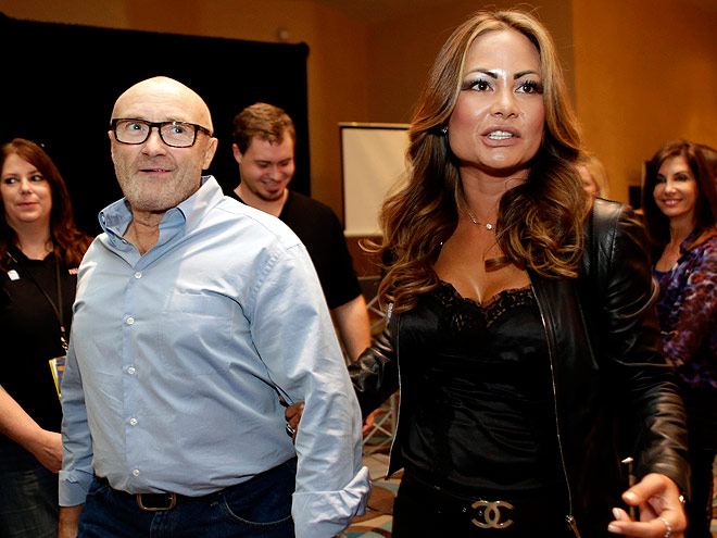 Phil Collins' Ex-Wife Orianne Is 'Determined' to Remarry the Singer – Though Rep Says It 'Has Not Been Discussed'| Breakups, Divorced, People Scoop, Phil Collins