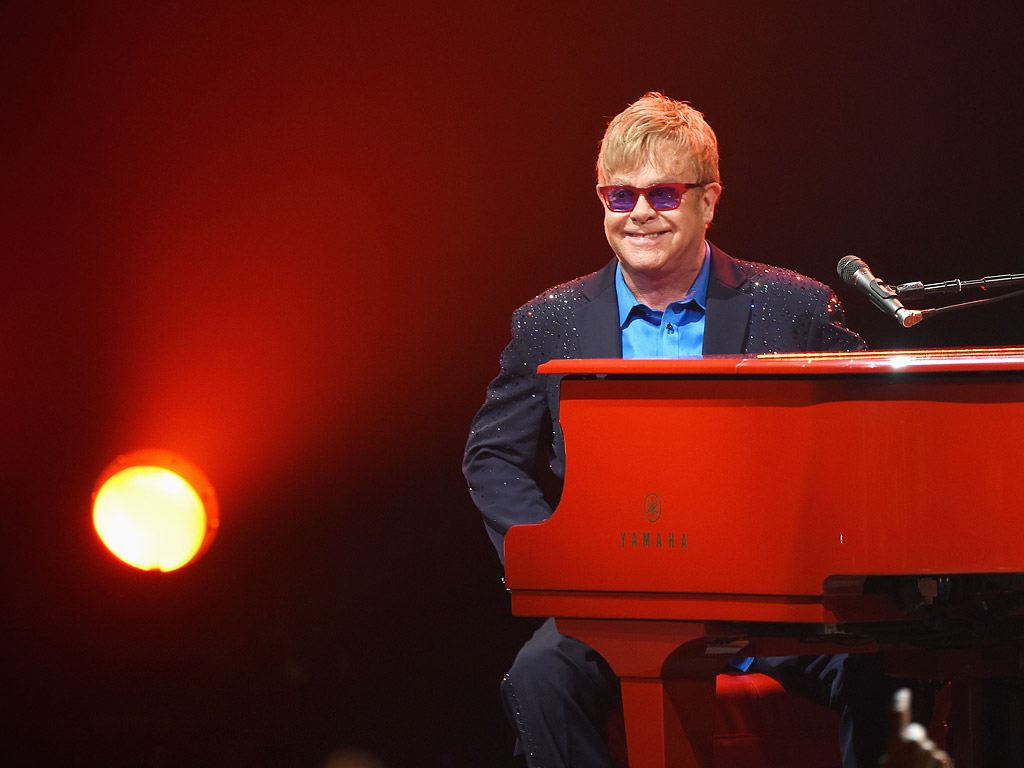 Lip-Sync Battle! Elton John Accuses Janet Jackson of Not Singing Live