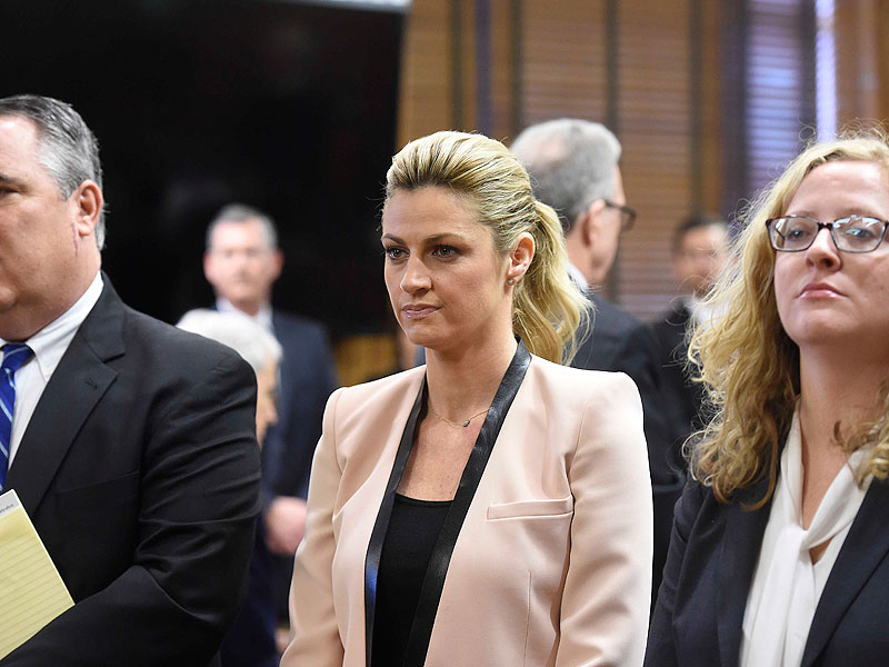 Erin Andrews Leaves Court in Tears During Peeping Tom Trial – as Jurors Are Told 16 Million People Saw Her Nude| Crime & Courts, True Crime, People Scoop, Erin Andrews