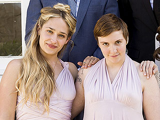 Girls Review: A Wedding You'll Want to Attend ... from Afar