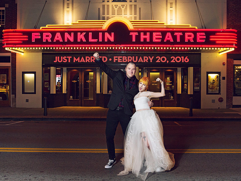 Inside Hayley Williams and Chad Gilbert's Rock 'n' Roll Wedding: All the Details!