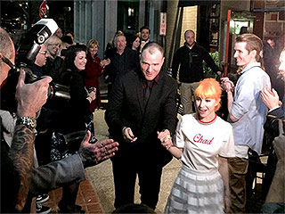 Hayley Williams and New Found Glory's Chad Gilbert Tie the Knot in Nashville
