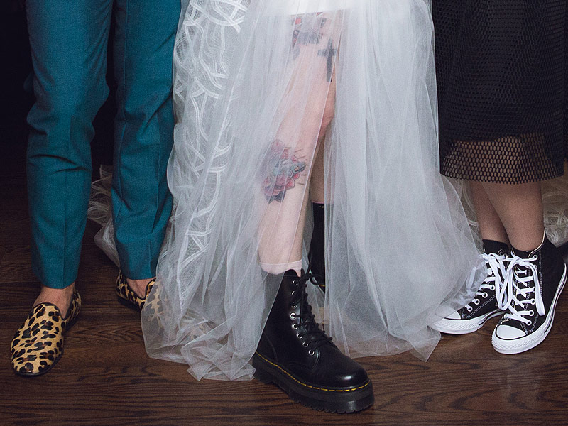 Inside Hayley Williams and Chad Gilbert's Rock 'n' Roll Wedding: All the Details!| New Found Glory, Marriage, Weddings, Paramore