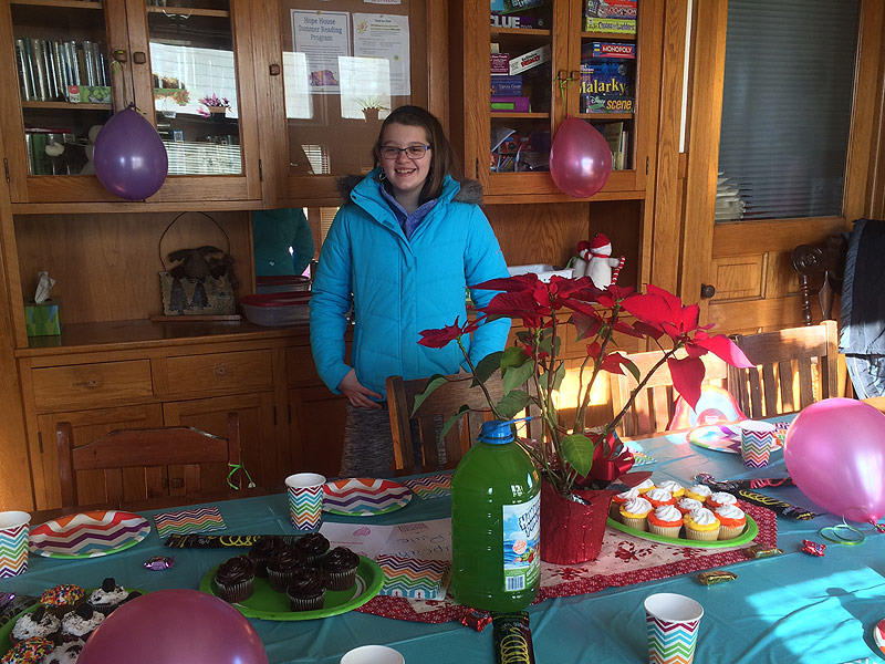 Inspiring Sixth Grader Throws Birthday Parties for Homeless Children: 'It's a Day All About Them'  Heroes Among Us, Real People Stories, The Daily Smile