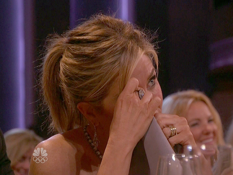Jennifer Aniston Tears Up, And 5 More Revelations from NBC's Must-See Friends Tribute| People Scoop, People Picks, TV News, James Burrows, Jennifer Aniston, Jim Parsons, Johnny Galecki, Rhea Perlman