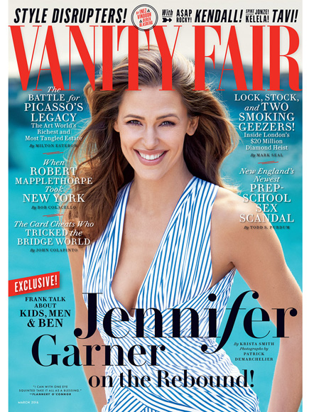 Ben Affleck 'Is the Love of My Life': The Biggest Bombshells from Jennifer Garner's Vanity Fair Interview| Movie News, Ben Affleck, Jennifer Garner