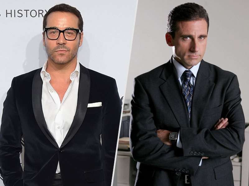 Jeremy Piven as Dunder Mifflin's Michael Scott? Why the Entourage Star Turned Down the Lead Role in The Office| The Office, TV News, Jeremy Piven, Steve Carell