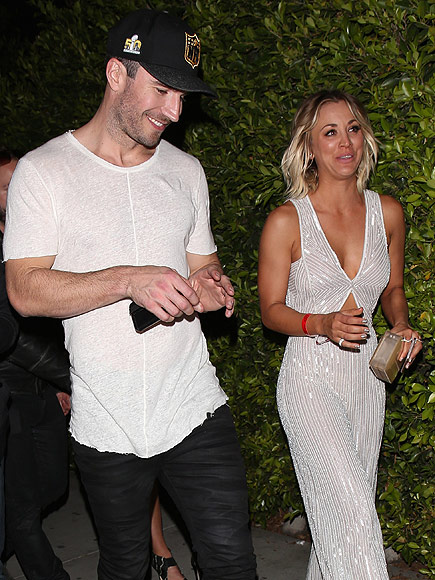 Kaley Cuoco Insists She's 'Really Not' Dating Sam Hunt After Post-Grammys Party| Couples, Music News, TV News, Kaley Cuoco-Sweeting