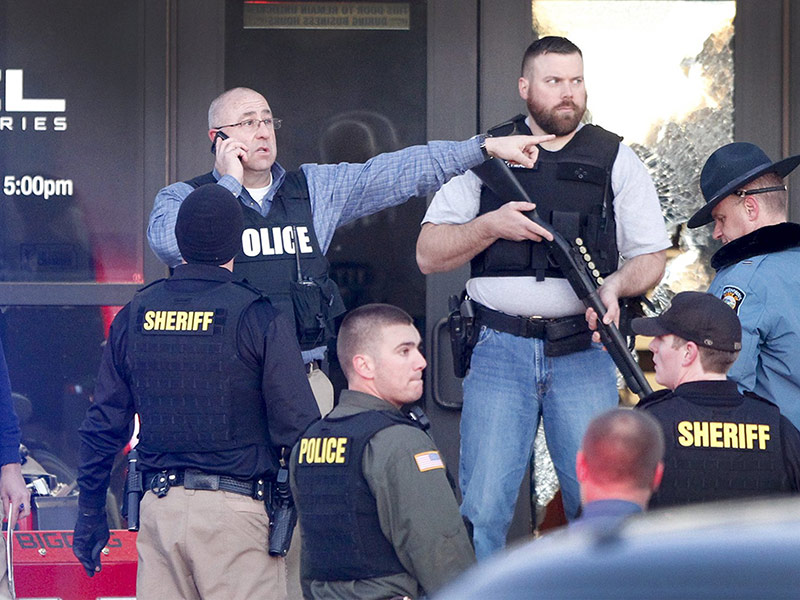 Police Identify Gunman in Deadly Kansas Shooting, Who Was Served Protection From Abuse Order Shortly Before Rampage| Crime & Courts, Death, Murder, Shootings, True Crime, True Crime