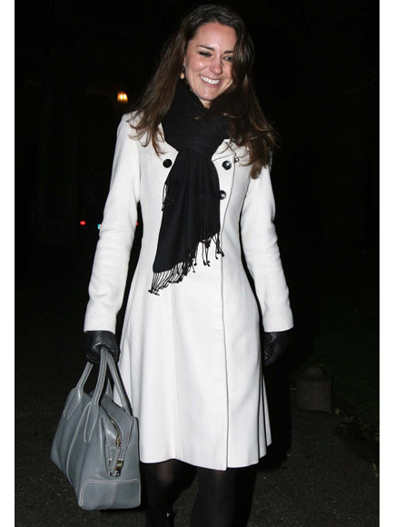Princess Kate's Purse Is Probably Older Than Yours (and It's Older Than Her Kids, Too!)| The British Royals, The Royals, Kate Middleton, Princess Diana