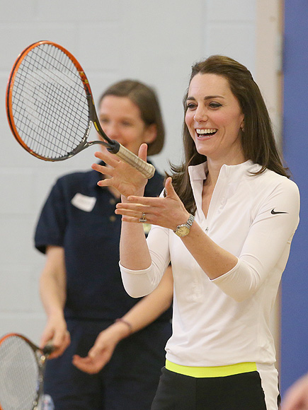 Royal Racket: See Princess Kate Hit the Court in Diamonds and Sneakers!| The British Royals, The Royals, Kate Middleton