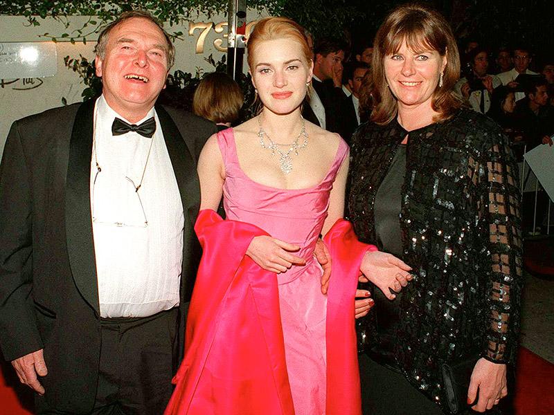 Oscar Flashback: See an 'Incredibly Nervous' Kate Winslet Make Her Academy Awards Debut in 1996  Academy Awards, Oscars 2016, Sense and Sensibility, Kate Winslet