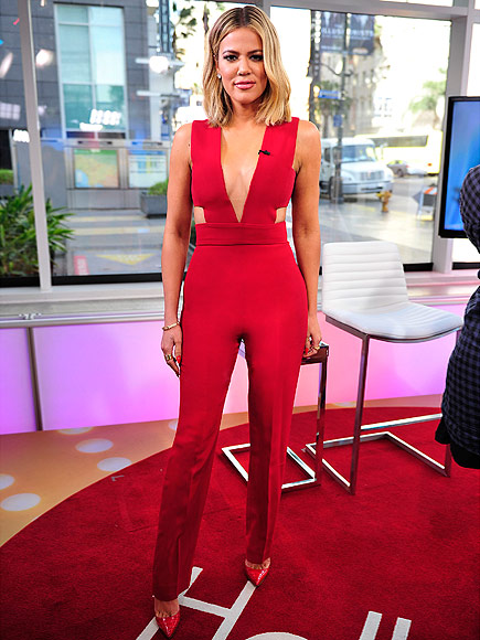 Khloé Kardashian Says She 'Had a Ton of Anxiety' About Lamar Odom Going to Kanye's West's Fashion Show| Health, TV News, Kanye West, Khloe Kardashian, Lamar Odom