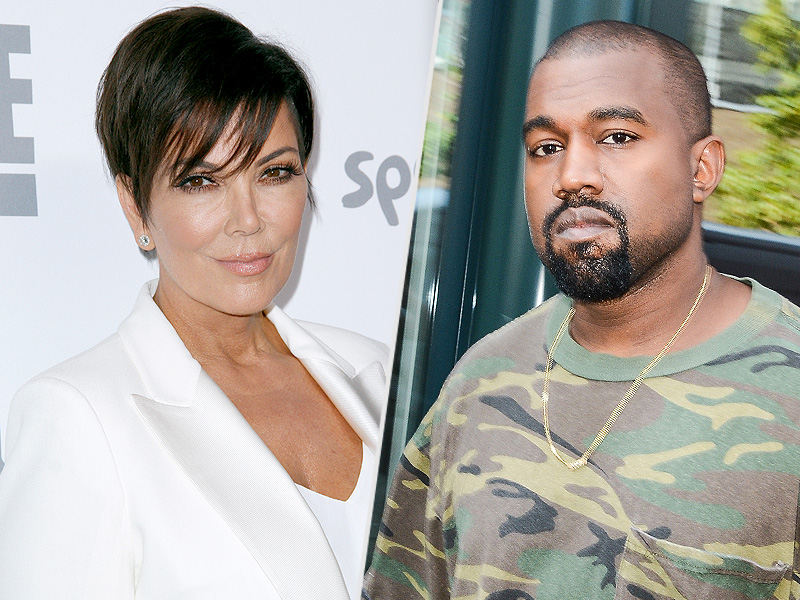 Why Kris Jenner Is 'Concerned' About Kanye West's Outbursts: 'His Comments Affect the Whole Family,' Source Says| People Scoop, Music News, TV News, Kanye West, Kim Kardashian, Kris Jenner, Kylie Jenner