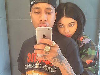 WATCH: Kylie Jenner Refers to Tyga as Her 'Husband' in Snapchat Video