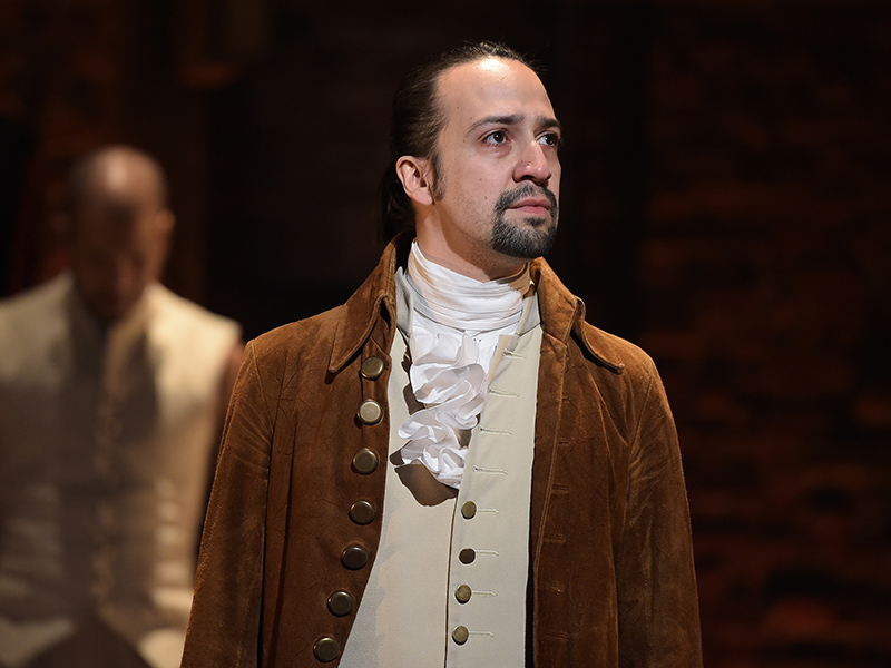 Hamilton's Lin-Manuel Miranda Busts Out His Rap Skills to Shame Congress Over Puerto Rico Debt Crisis  politics, TV News, Lin-Manuel Miranda, Stephen Colbert