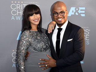 Watch NE-YO Carry His Pregnant Wife Crystal Renay Over the Threshold After Tying the Knot