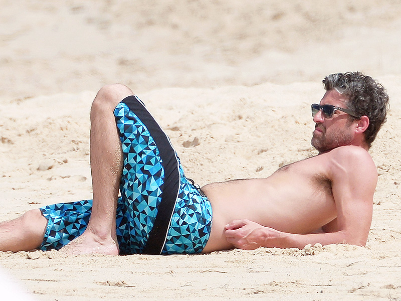 No Trouble in Paradise: Patrick and Jillian Dempsey Soak Up the Sun in St. Bart's| Couples, Divorced, Marriage, Movie News, TV News, Patrick Dempsey