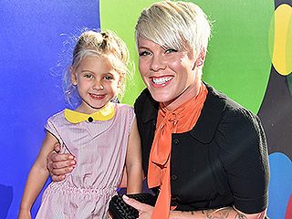 How Pink's 'Uninhibited' Daughter Inspired Her New Track for Alice Through the Looking Glass