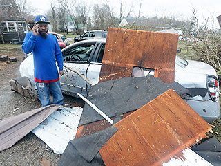 Toddler Among the Dead After Dozens of Tornadoes Ravage the South and East Coast