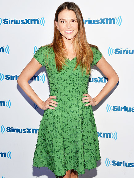 Sutton Foster: Married, Starting a Family, More Comfortable at 40