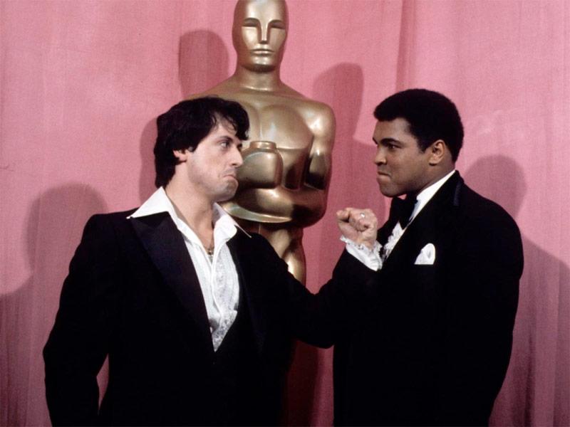Oscar Flashback! Inside Sylvester Stallone and Rocky's Knockout Night at the 1977 Oscars  Academy Awards, Oscars 2016, Movie News, Sylvester Stallone