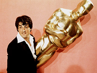 Oscar Flashback! Inside Sylvester Stallone and Rocky's Knockout Night at the 1977 Oscars