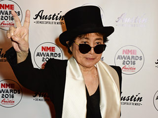 Yoko Ono Taken to Hospital After Suffering 'Extreme Flu-Like Symptoms' Says Rep