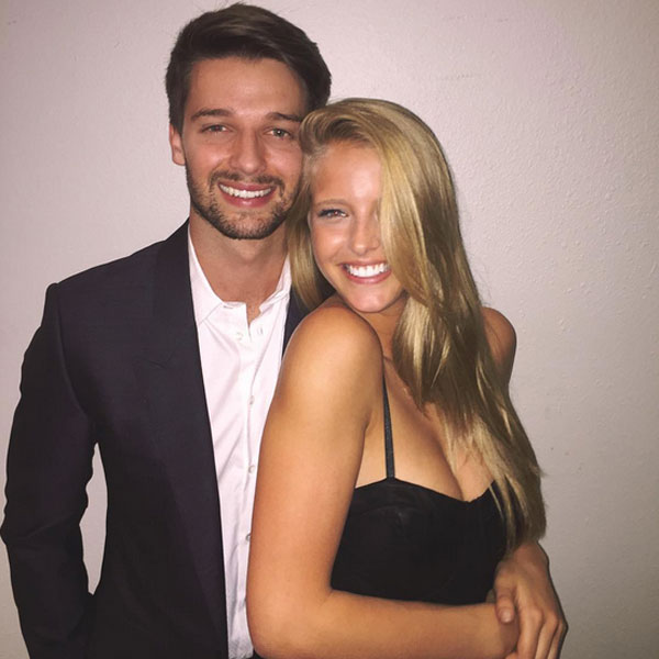 Patrick Schwarzenegger New Girlfriend? Model Abby Champion Spotted with Actor