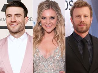 Sam Hunt, Kelsea Ballerini and Dierks Bentley to Perform at ACM Awards