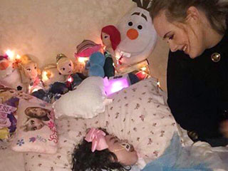 Adele Visits Seriously Ill 12-Year-Old Fan's Bedside: 'I Got My Baby's Dream to Come True,' Says Elated Mom