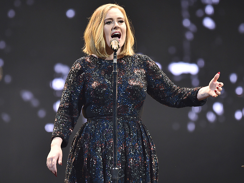 Adele Launches World Tour with Gags, Hits and a Wedding Proposal – But Not for Her!  People Scoop, Music News, Adele