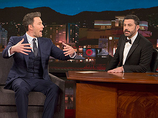 VIDEO: Ben Affleck Dressed Up as Batman for Samuel's Birthday Party – But Lending the Costume Took Some Convincing