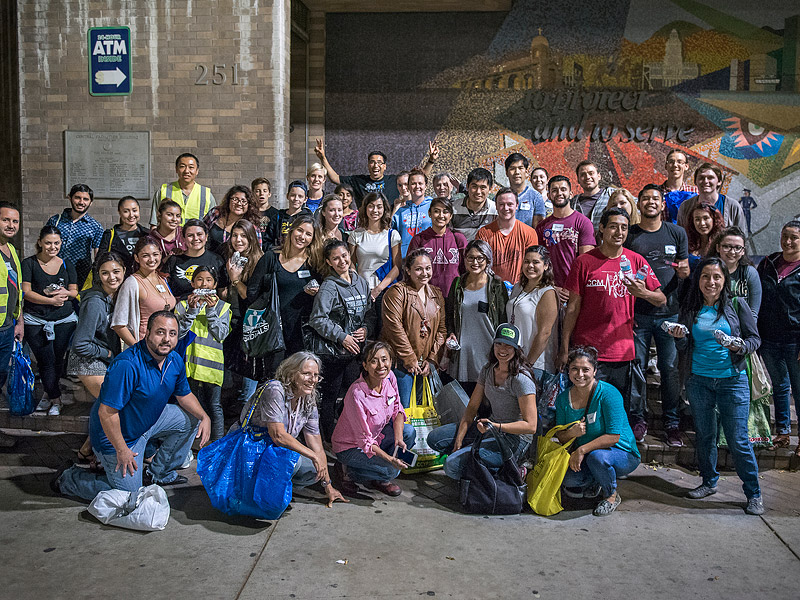Los Angeles Man's 'Burrito Project' Serves up Salsa and Smiles for the Homeless: 'It's Always Prepared with Enthusiasm and Pride'  Heroes Among Us, Good Deeds, Real People Stories